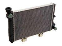 Замена радиатора охлаждения